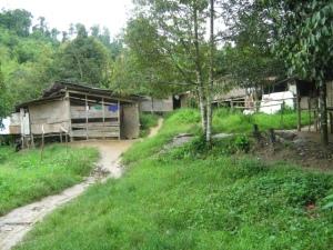 orang-asli-village