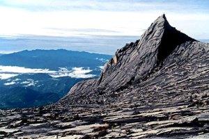 Kinabalu's South Peak