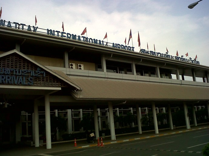Wattay International Airport