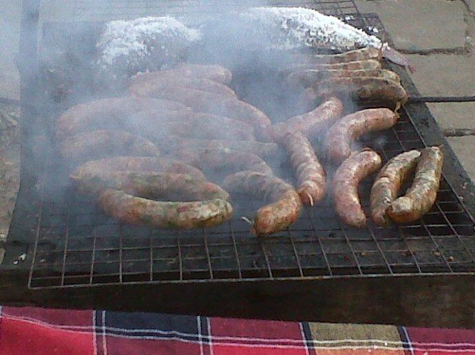 sausages-houey xai